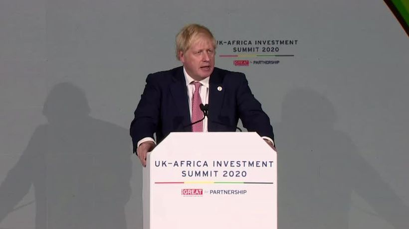 UK courts deeper trade ties with Africa ahead of Brexit