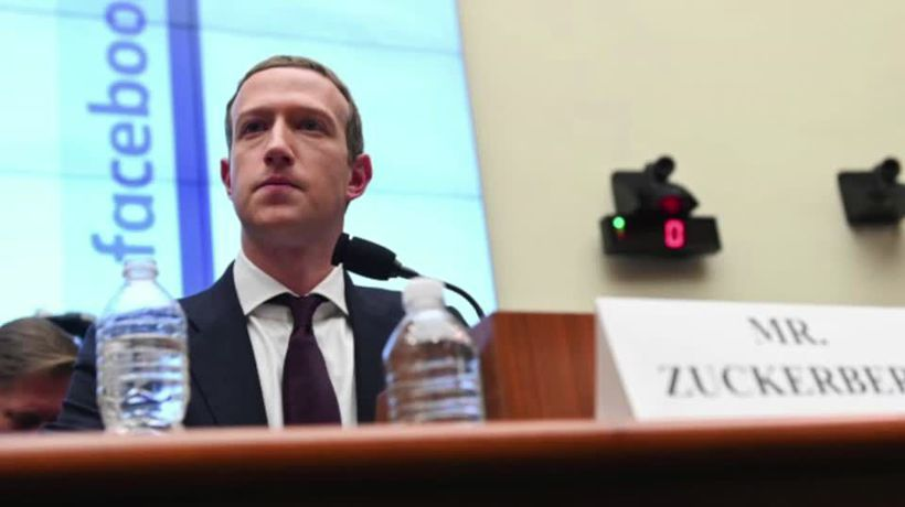 Zuckerberg faces employee backlash over Trump protest comments