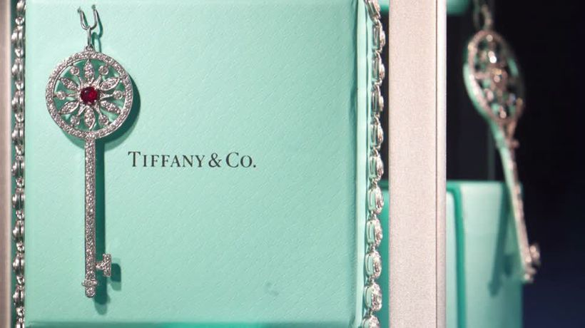 Tiffany shares fall with LVMH deal in doubt