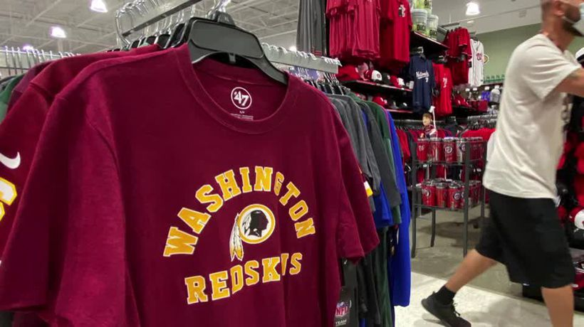 Washington Redskins might change its name