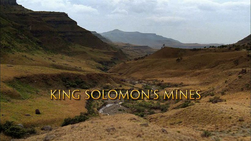 King Solomon's Mines - King Solomon's Mines - Part 1