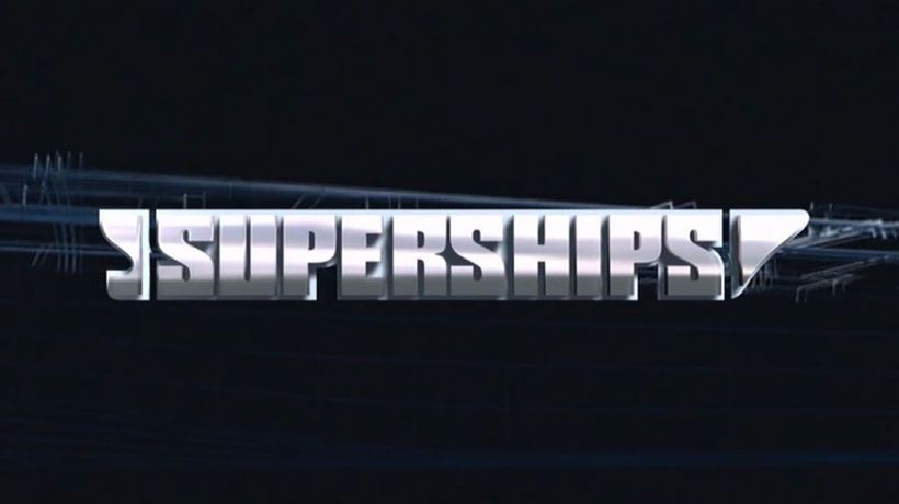 Superships - Ferry Ulysses
