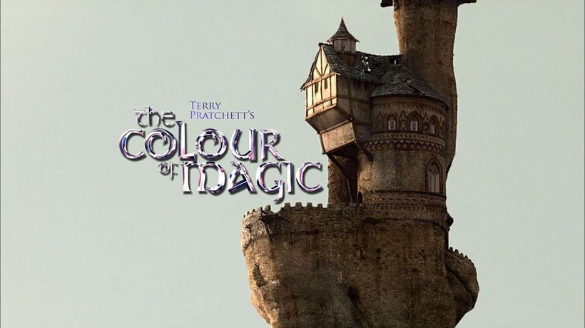 The Colour of Magic - The Colour of Magic - Part 1