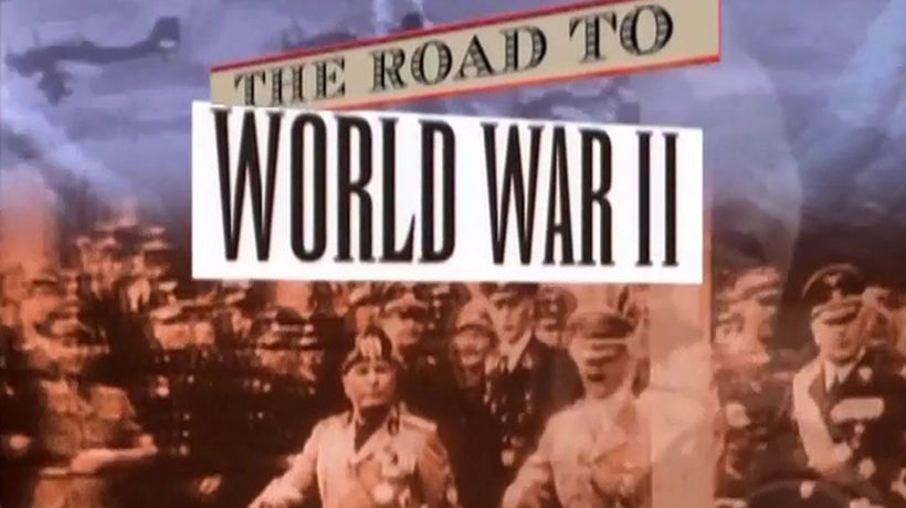 The Road to World War II - Spanish Civil War