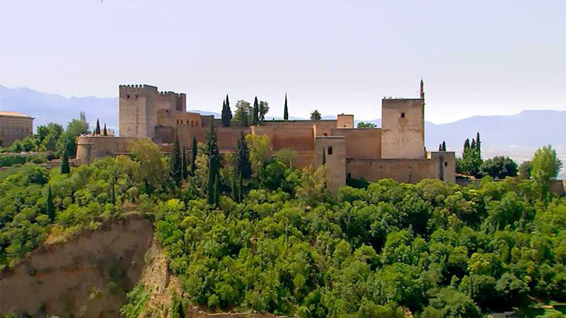 Ancient Megastructures - The Alhambra