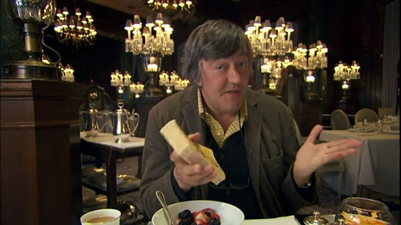 Stephen Fry In America - New World