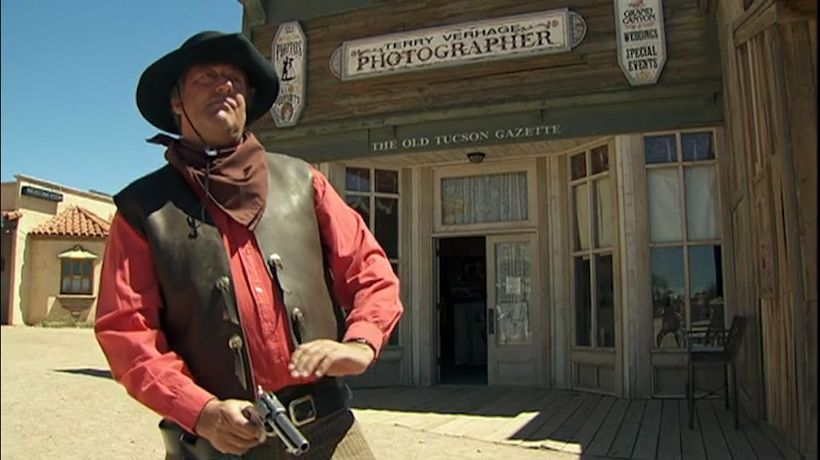 Stephen Fry In America - True West