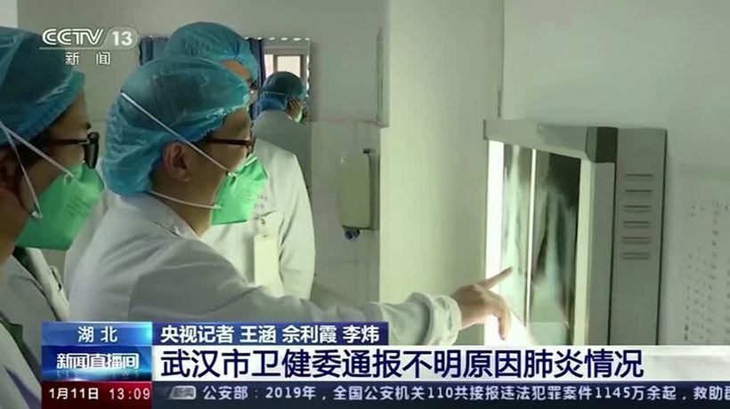 China confirms spread of coronavirus