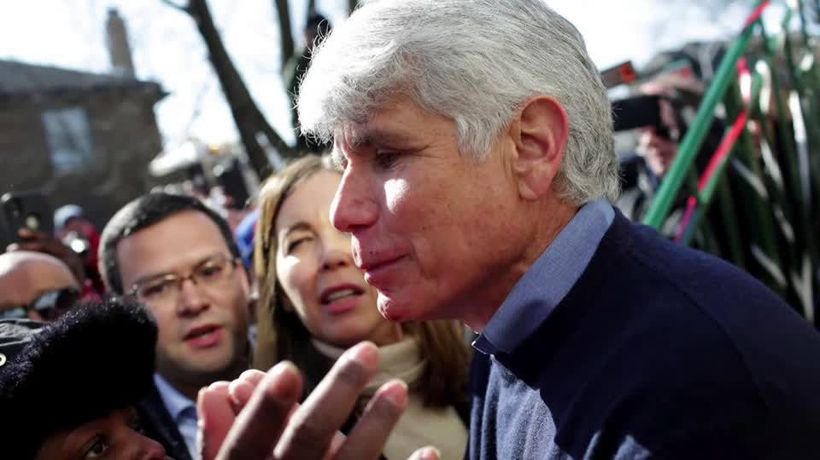 Out of jail, Blagojevich says he's a 'Trumpocrat'