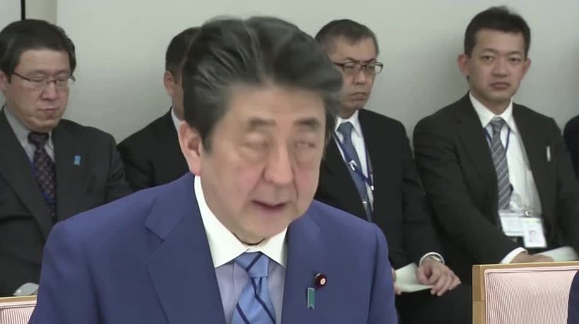 Japan's prime minister asks all schools to close over coronavirus