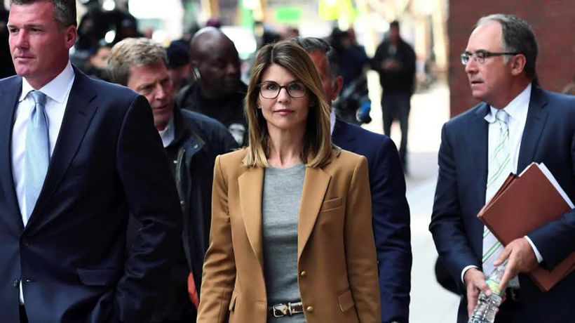 Actress Lori Loughlin to face college scam trial in October