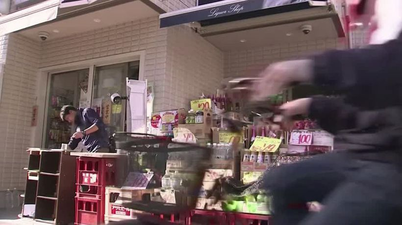 Liquor demand in Tokyo goes dry as tourism dwindles
