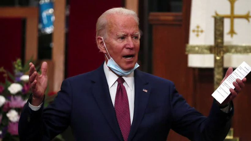 Biden meets with black leaders, promises police oversight board
