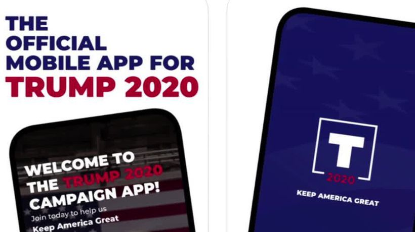 With tweets fact-checked, Trump campaign turns to app
