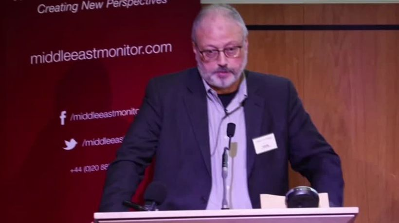 Khashoggi death: 20 go on trial in absentia