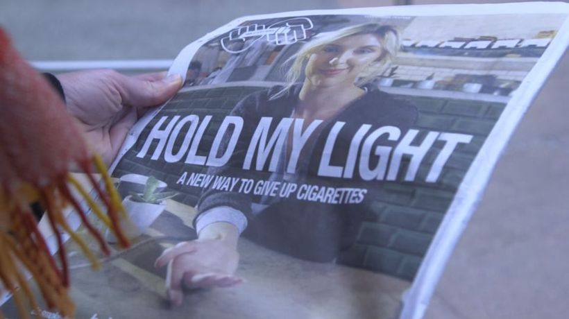 Philip Morris stop-smoking campaign attacked as PR stunt