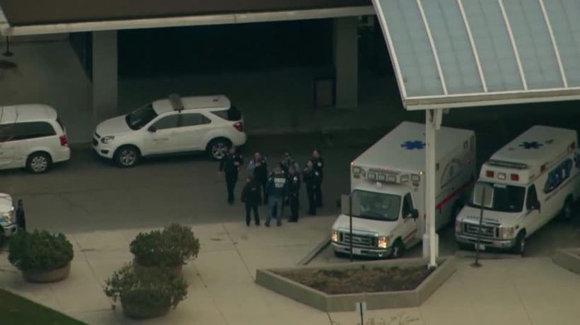Shooting at Chicago hospital leaves at least 4 dead