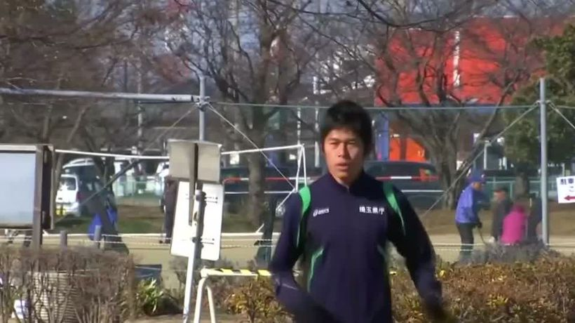 Japan's 'Citizen Runner' wants to go pro