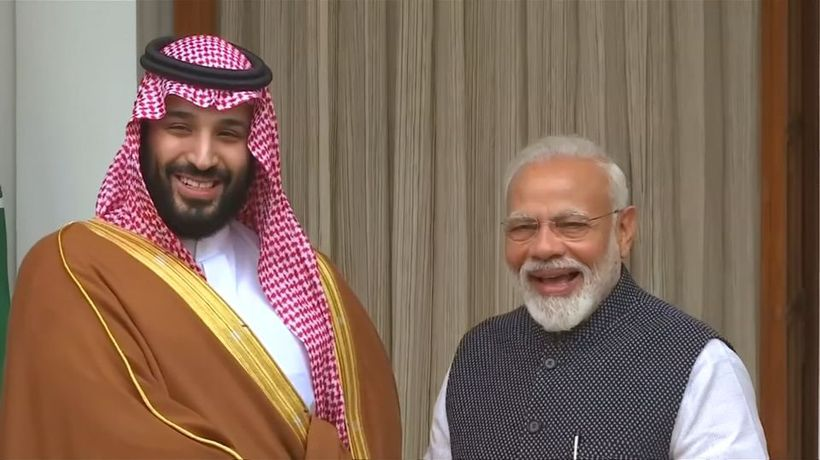 """Saudi prince sees """"useful returns"""" from expected $100 bln investment in India"""