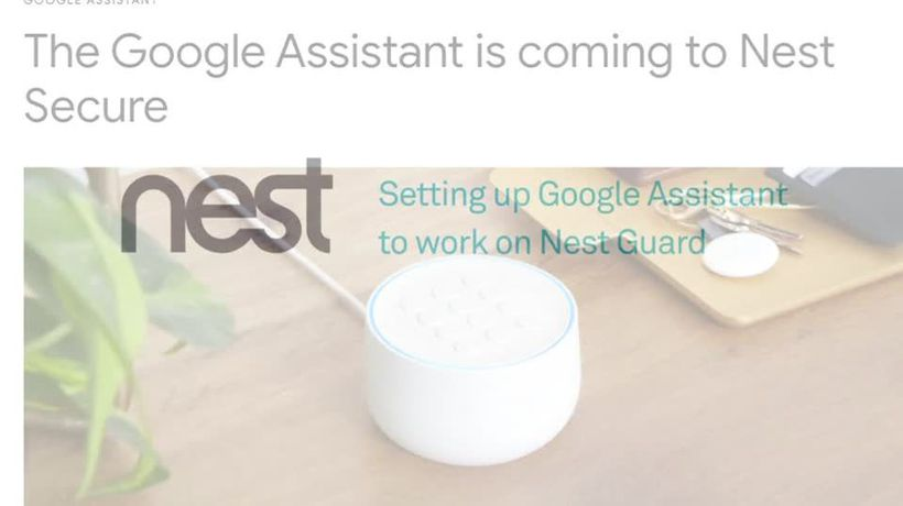 Google fails to disclose microphone in Nest device