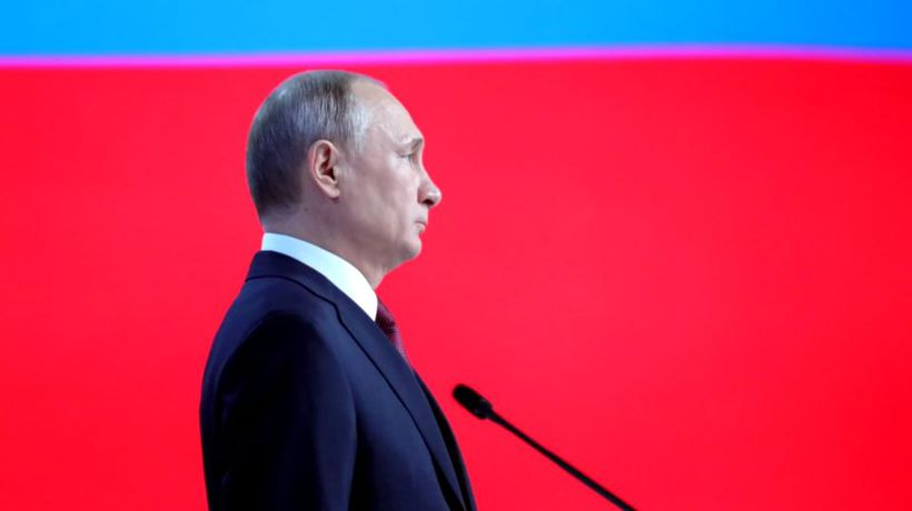 Moscow ready to cut time for nuclear strike on U.S. if necessary - Putin