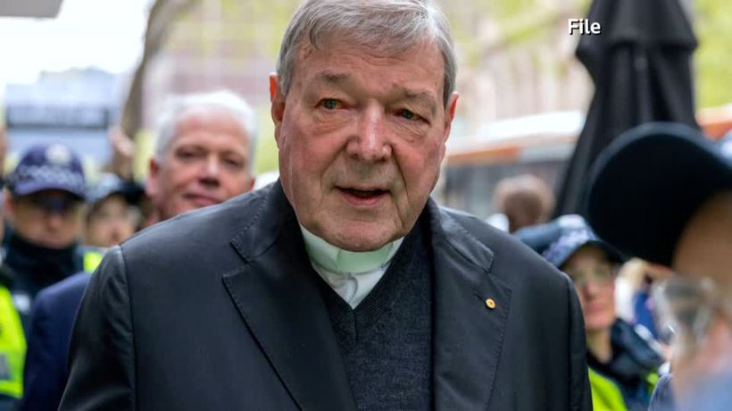 Vatican treasurer found guilty of abusing two choir boys