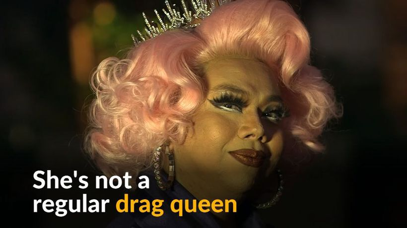 Thai drag queen joins politics to challenge gender bias