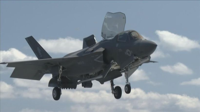 US-Turkey F-35 delivery on rocks amid missile row