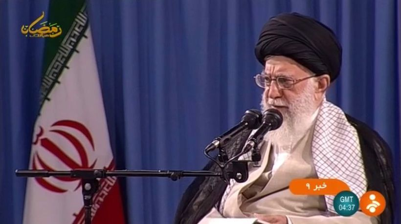 Western civilization is in demise, says Iran's Khamenei
