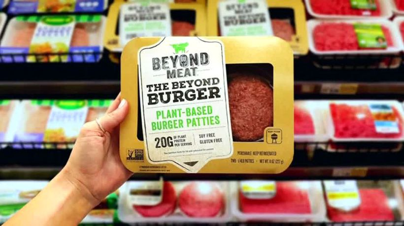 Beyond Meat sparks food fight