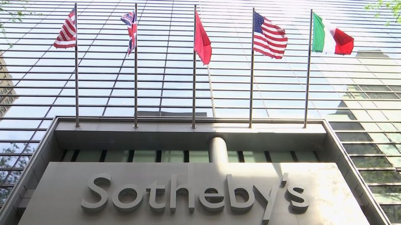 Sold! Billionaire Patrick Drahi will buy Sotheby's for $3.7 bln