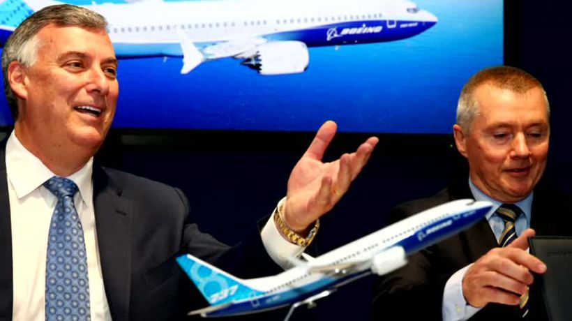 Airbus says it will seek to overturn Boeing megadeal