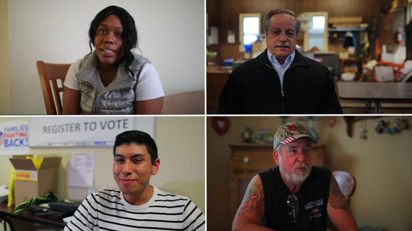 The swing voters who will decide 2020