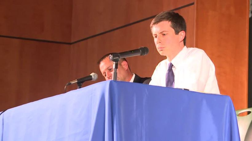 Buttigieg faces fallout over South Bend shooting