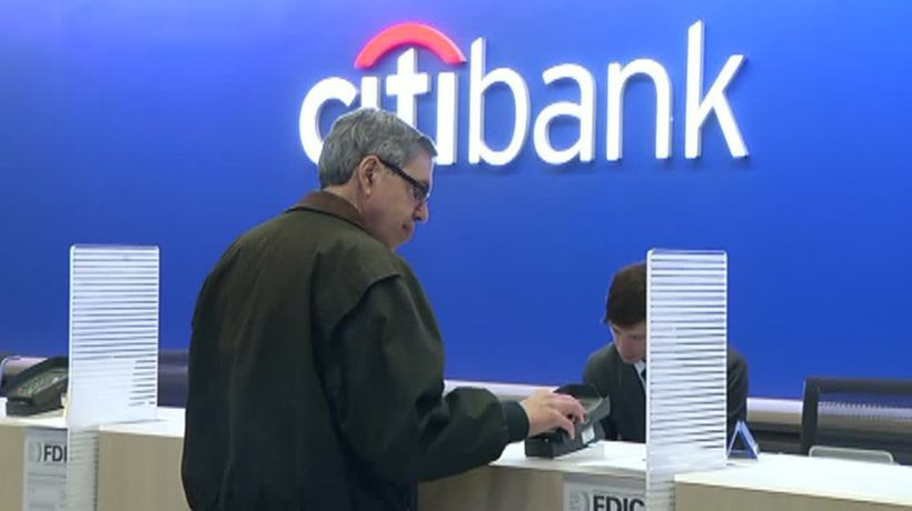 Earnings rise at Citigroup