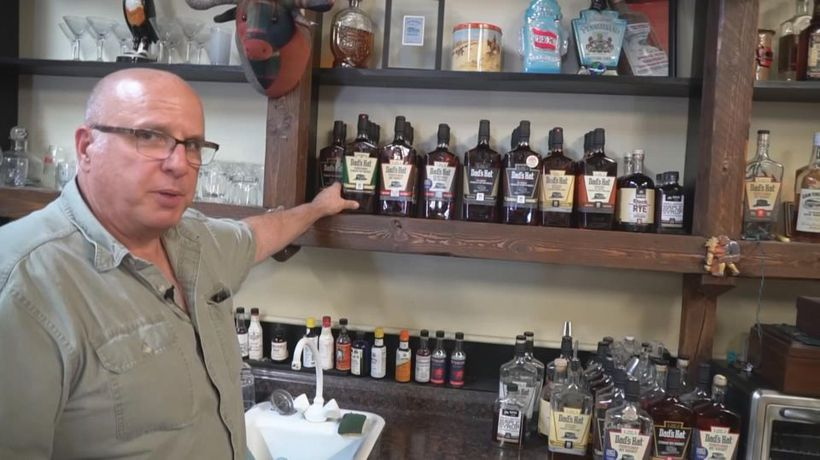 A year after EU tariffs, whiskey makers struggle