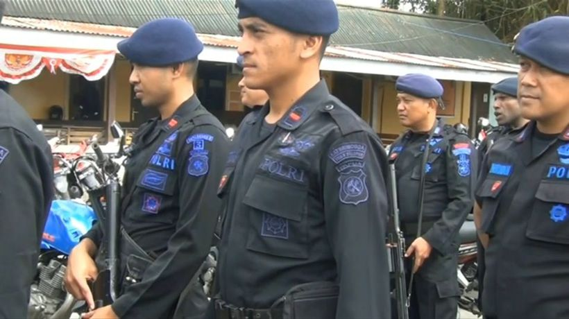 Escaped prisoners in Papua 'return' as security tightens