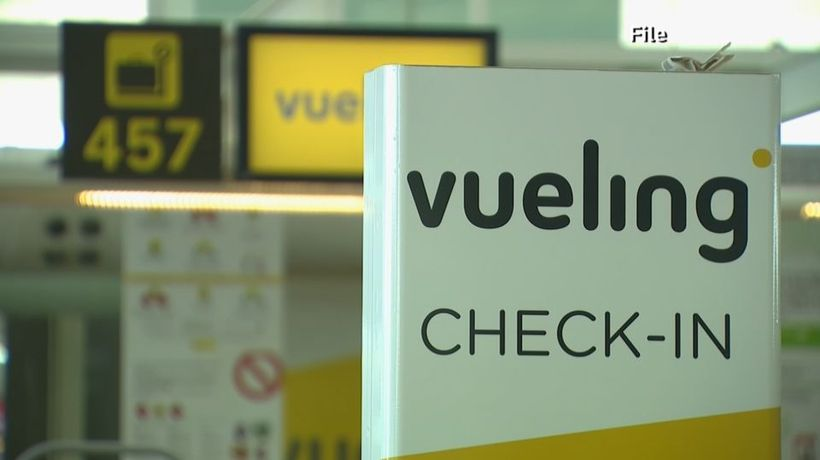 Weekend strike at Barcelona airport cancels at least 124 flights