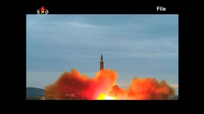 N.Korea launches more short-range missiles, clouding prospects for talks
