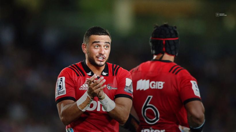 Crusaders player slammed for racism