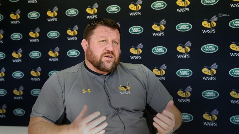 Wasps' Young 'takes step back'
