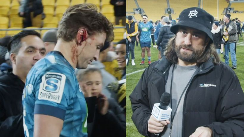 Sam Smith investigates why the Hurricanes fans booed Beauden Barrett on his return to Wellington