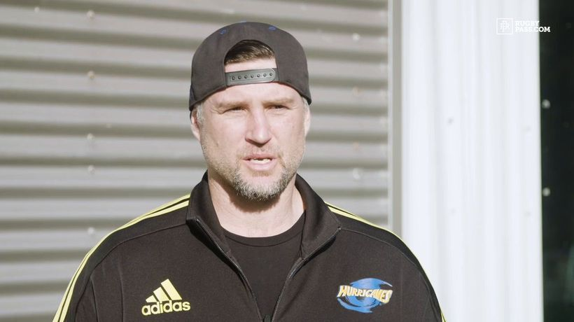 Super Rugby Aotearoa | Hurricanes assistant coach Cory Jane looks ahead to Crusaders clash