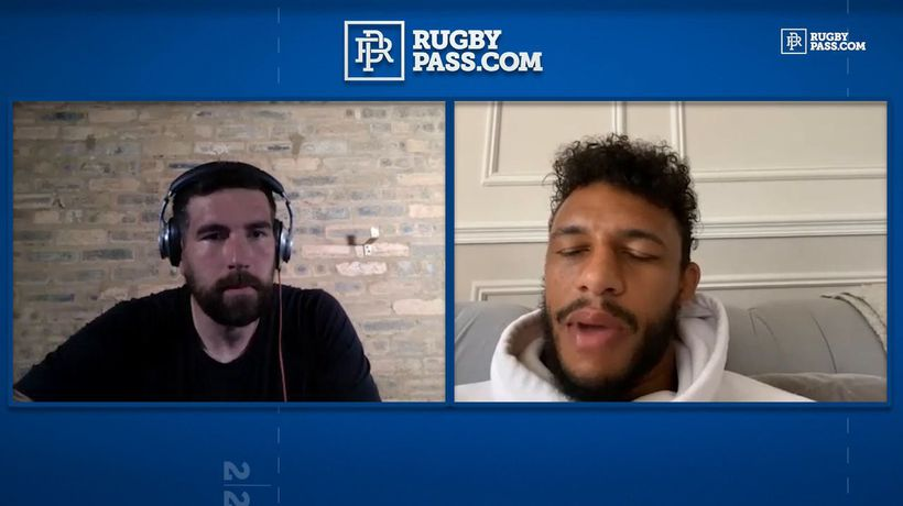 Courtney Lawes speaks openly about England rugby, Eddie Jones, BLM and much more