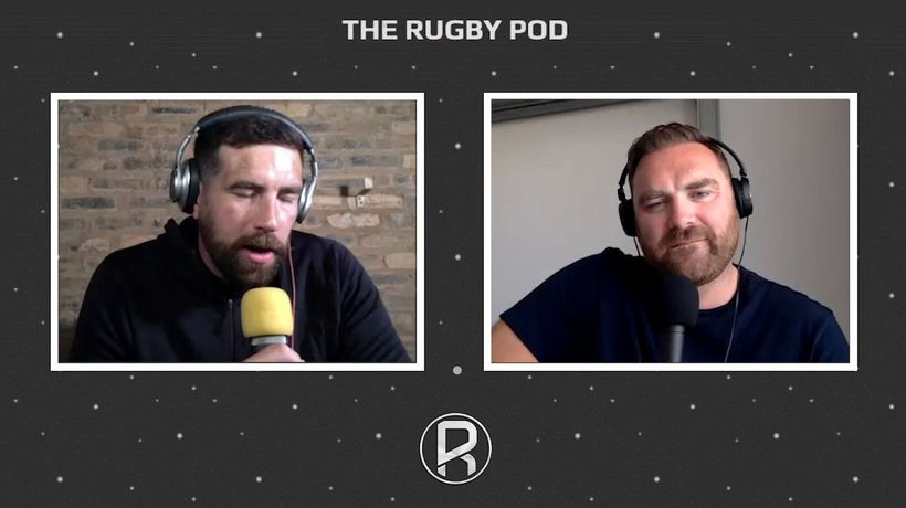 The Rugby Pod I Season 5 I Episode 2