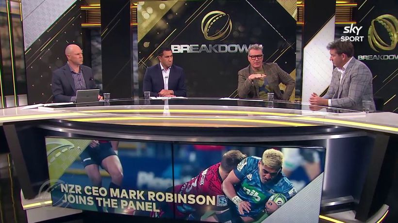 The Breakdown | Episode 34 | Mitre 10 Cup returns and NZR CEO Mark Robinson