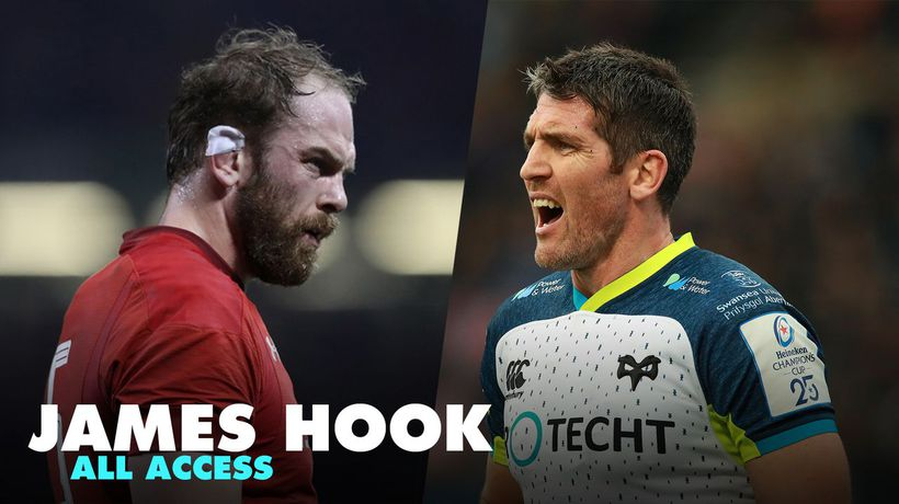 James Hook on retirement, his new book and what Welsh players will make the Lions