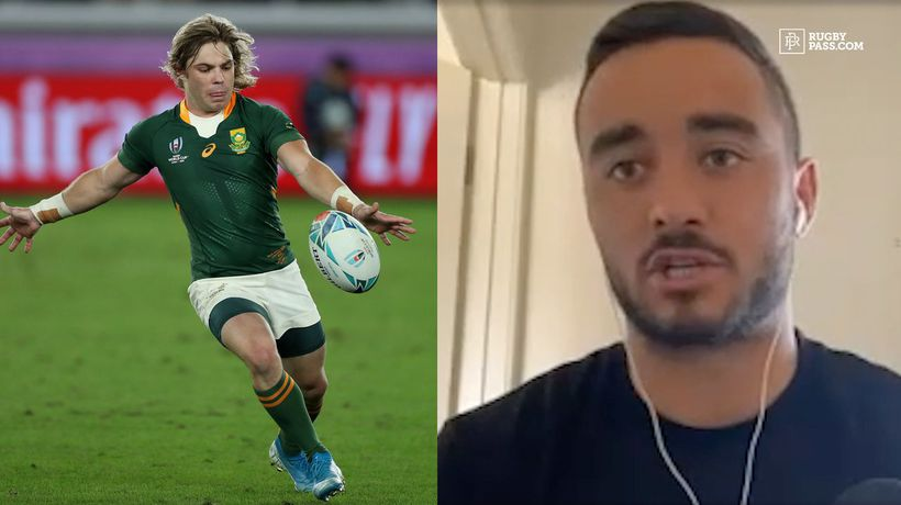 Why the All Blacks might become the next team to follow the Springboks with this aerial tactic