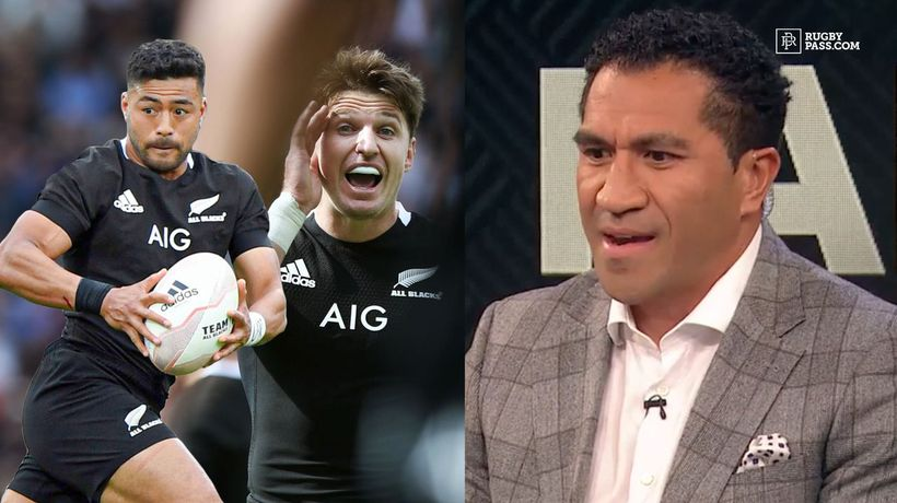 Should The All Blacks Keep Playing With Two 10s? | The Breakdown | Healthspan Elite Fan's Voice