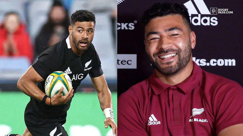 Richie Mo'unga after his 23-point Bledisloe Cup performance in Sydney | Press Conference